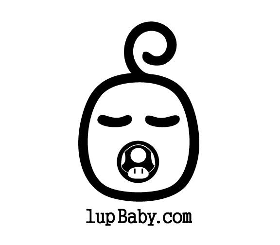 Sticker – 1Up Baby