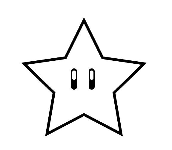Sticker – Super Star